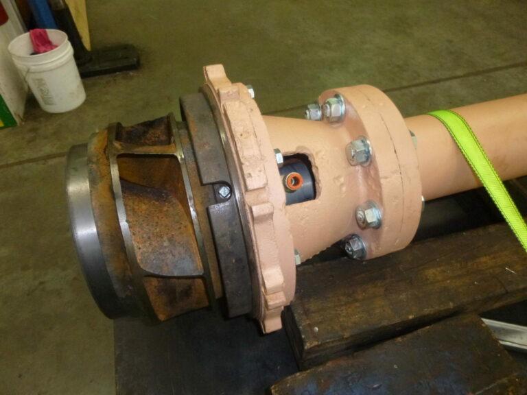 Pump after